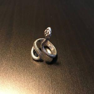 Snake Ring (Adjustable)